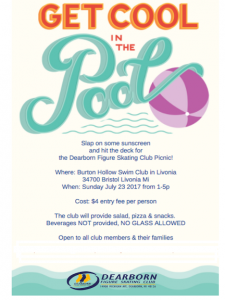 DFSC Picnic @ Burton Hollow Swim Club | Livonia | Michigan | United States