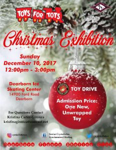 DFSC Christmas Exhibition @ DISC | Dearborn | Michigan | United States