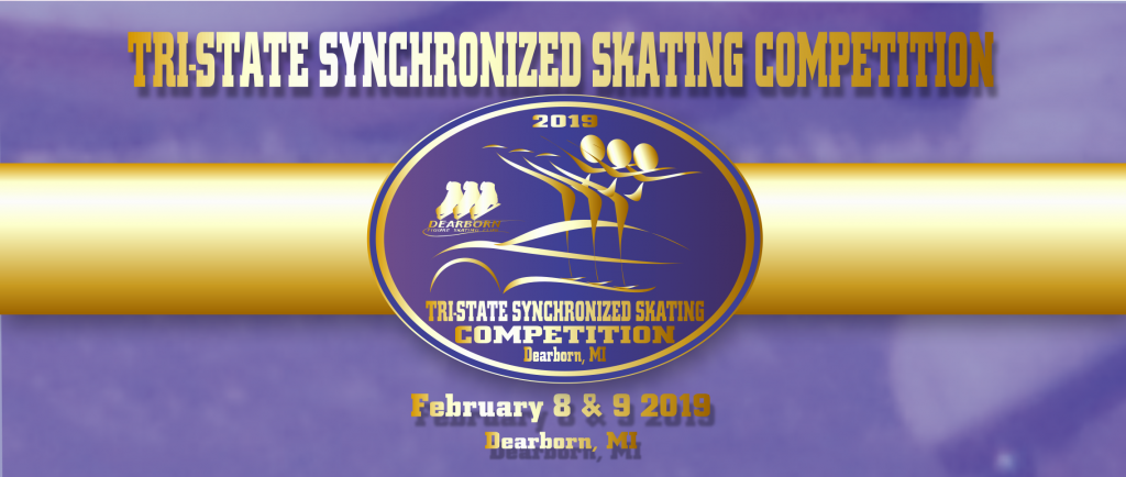 2019 Tri-State Synchronized Skating Competition – Dearborn